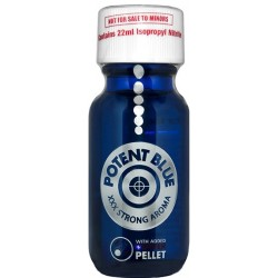Poppers XL Potent Blue 22ml