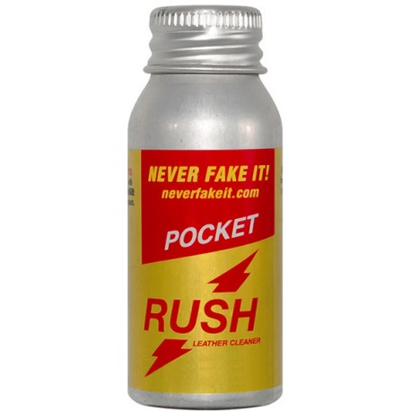 Rush Pocket XL Leather Cleaner 30ml
